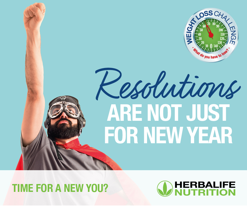 Resolutions Are Not Just for New Year